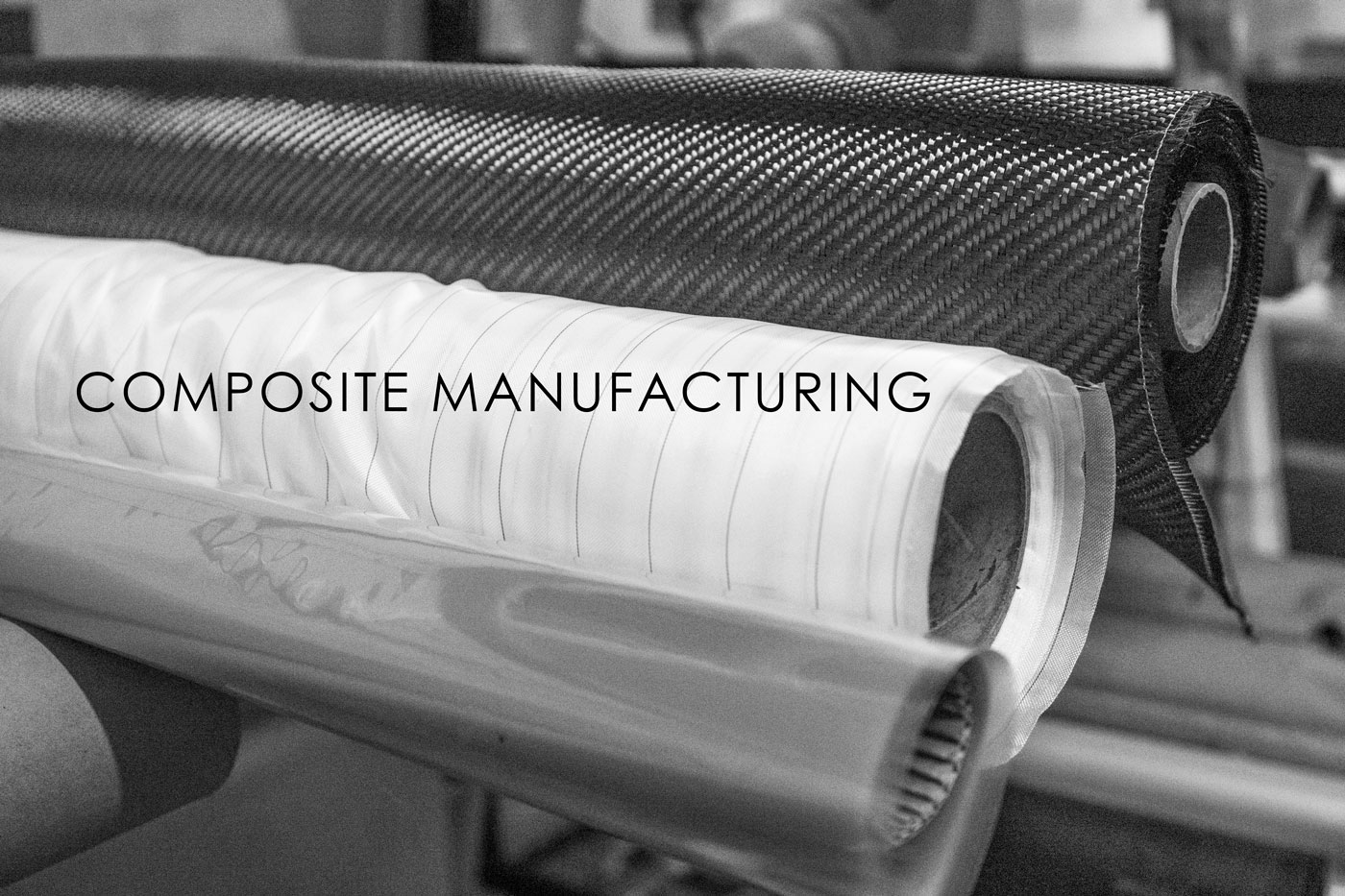Composite Manufacturing - Starting with rolls of dry carbon fiber we can fabricate just about any product imaginable in-house.  We have made products as large as the chassis for a car and as small as a wallet.