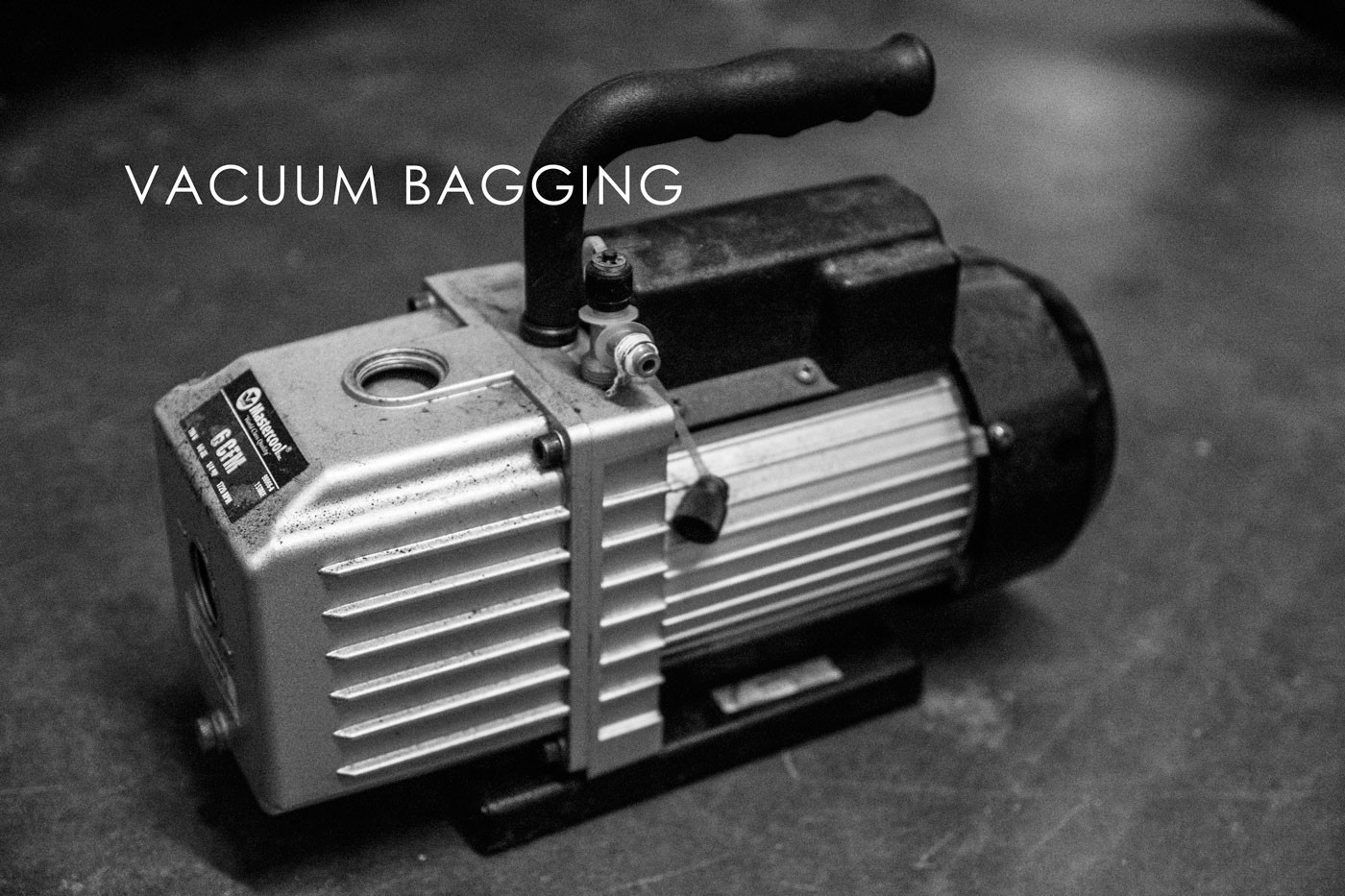 Vacuum Bagging - Using various industrial vacuum pumps, no composite part is too big.  This method is great for prototyping, but slow for production.