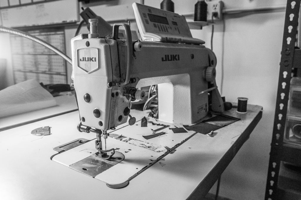 Common Fibers Juki Industrial Sewing